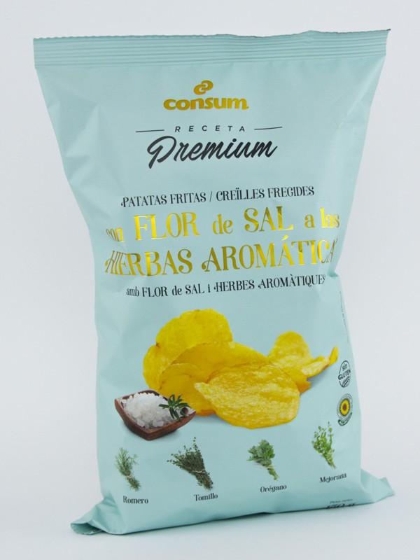Consum: Patatas Fritas