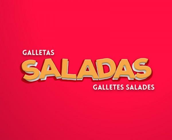 Consum: Galletas Saladas